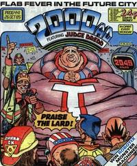 Cover Thumbnail for 2000 AD (IPC, 1977 series) #441