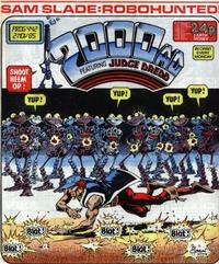 Cover Thumbnail for 2000 AD (IPC, 1977 series) #442