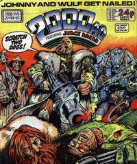 Cover Thumbnail for 2000 AD (IPC, 1977 series) #445
