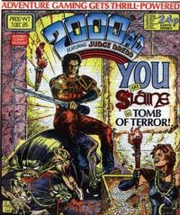 Cover Thumbnail for 2000 AD (IPC, 1977 series) #447