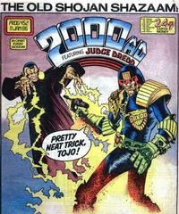 Cover Thumbnail for 2000 AD (IPC, 1977 series) #452
