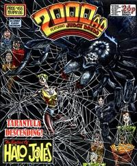 Cover Thumbnail for 2000 AD (IPC, 1977 series) #466