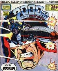 Cover Thumbnail for 2000 AD (IPC, 1977 series) #467