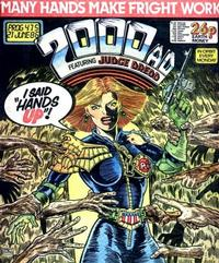 Cover Thumbnail for 2000 AD (IPC, 1977 series) #475