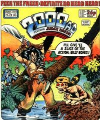 Cover Thumbnail for 2000 AD (IPC, 1977 series) #479