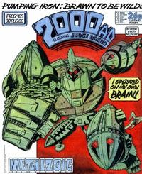 Cover Thumbnail for 2000 AD (IPC, 1977 series) #485