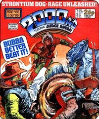 Cover Thumbnail for 2000 AD (IPC, 1977 series) #486