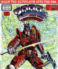 Cover Thumbnail for 2000 AD (IPC, 1977 series) #487