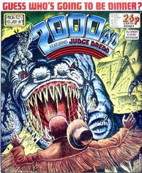 Cover Thumbnail for 2000 AD (IPC, 1977 series) #504