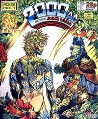 Cover Thumbnail for 2000 AD (IPC, 1977 series) #518