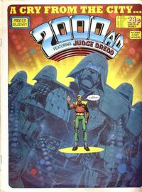 Cover Thumbnail for 2000 AD (IPC, 1977 series) #531