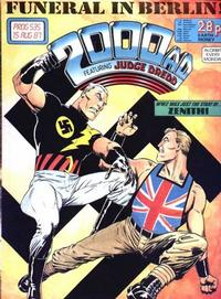 Cover Thumbnail for 2000 AD (IPC, 1977 series) #535