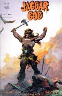 Cover Thumbnail for Jaguar God (Verotik, 1995 series) #0