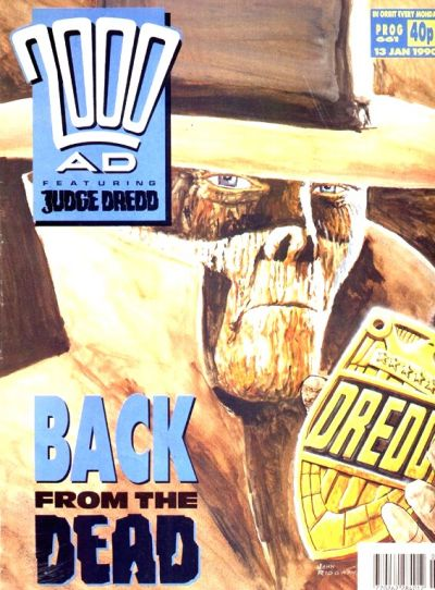 Cover for 2000 AD (Fleetway Publications, 1987 series) #661