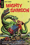 Cover for Mighty Samson (Western, 1964 series) #14 [Canadian]