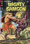 Cover for Mighty Samson (Western, 1964 series) #15 [Canadian]