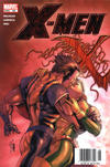 Cover for X-Men (Marvel, 2004 series) #169 [Newsstand]