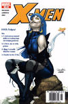 Cover for X-Men (Marvel, 2004 series) #172 [Newsstand]