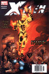 Cover for X-Men (Marvel, 2004 series) #184 [Newsstand]