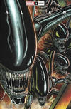 Cover for Alien (Marvel, 2021 series) #1 [Wal-Mart Exclusive]