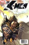 Cover for X-Men (Marvel, 2004 series) #168 [Newsstand]