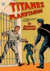 Cover for Titanes Planetarios (Editorial Novaro, 1953 series) #29
