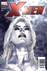 Cover Thumbnail for X-Men (Marvel, 2004 series) #167 [Newsstand]