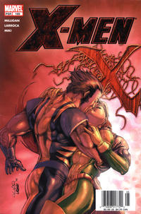 Cover Thumbnail for X-Men (Marvel, 2004 series) #169 [Newsstand]