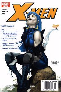 Cover Thumbnail for X-Men (Marvel, 2004 series) #172 [Newsstand]