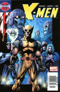 Cover Thumbnail for X-Men (Marvel, 2004 series) #177 [Newsstand]