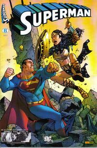 Cover Thumbnail for Superman (Panini France, 2005 series) #6 - Pouvoir absolu