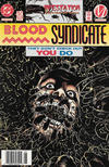 Cover for Blood Syndicate (DC, 1993 series) #14 [Newsstand]