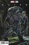 Cover for Alien (Marvel, 2021 series) #4 [Ken Lashley Cover]