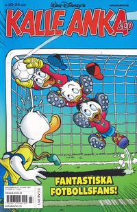 Cover Thumbnail for Kalle Anka & C:o (Egmont, 1997 series) #23-24/2021