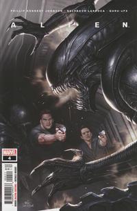 Cover Thumbnail for Alien (Marvel, 2021 series) #4
