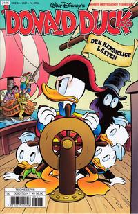 Cover Thumbnail for Donald Duck & Co (Hjemmet / Egmont, 1948 series) #24/2021