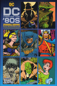 Cover Thumbnail for DC Through the '80s: The Experiments (DC, 2021 series)