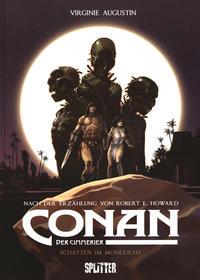 Cover Thumbnail for Conan der Cimmerier (Splitter Verlag, 2018 series) #[6] - Schatten im Mondlicht