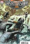Cover for Taskmaster (Marvel, 2021 series) #4
