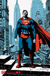 Cover Thumbnail for Superman Red and Blue (2021 series) #3 [John Paul Leon Variant Cover]