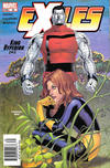 Cover for Exiles (Marvel, 2001 series) #39 [Newsstand]