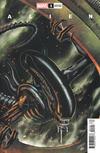 Cover for Alien (Marvel, 2021 series) #1 [Ron Lim Cover]