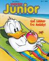 Cover for Donald Duck Junior (Hjemmet / Egmont, 2018 series) #7/2021