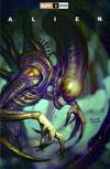 Cover for Alien (Marvel, 2021 series) #1 [Ryan Brown Cover]