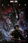 Cover for Alien (Marvel, 2021 series) #1 [Clayton Crain Cover A]
