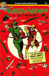Cover Thumbnail for Green Arrow 80th Anniversary 100-Page Super Spectacular (2021 series) #1 [1940s Variant Cover by Michael Cho]