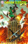 Cover Thumbnail for Green Arrow 80th Anniversary 100-Page Super Spectacular (2021 series) #1 [1950s Variant Cover by Daniel Warren Johnson and Mike Spicer]