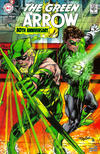 Cover Thumbnail for Green Arrow 80th Anniversary 100-Page Super Spectacular (2021 series) #1 [1960s Variant Cover by Neal Adams]