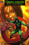 Cover Thumbnail for Green Arrow 80th Anniversary 100-Page Super Spectacular (2021 series) #1 [1980s Variant Cover by Gary Frank and Brad Anderson]