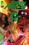 Cover Thumbnail for Green Arrow 80th Anniversary 100-Page Super Spectacular (2021 series) #1 [2010s Variant Cover by Simone Di Meo]